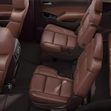2020 Chevy Tahoe Seating CA