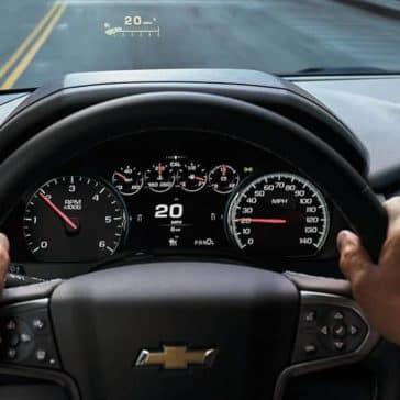 2020 Chevy Tahoe Steering Wheel CA