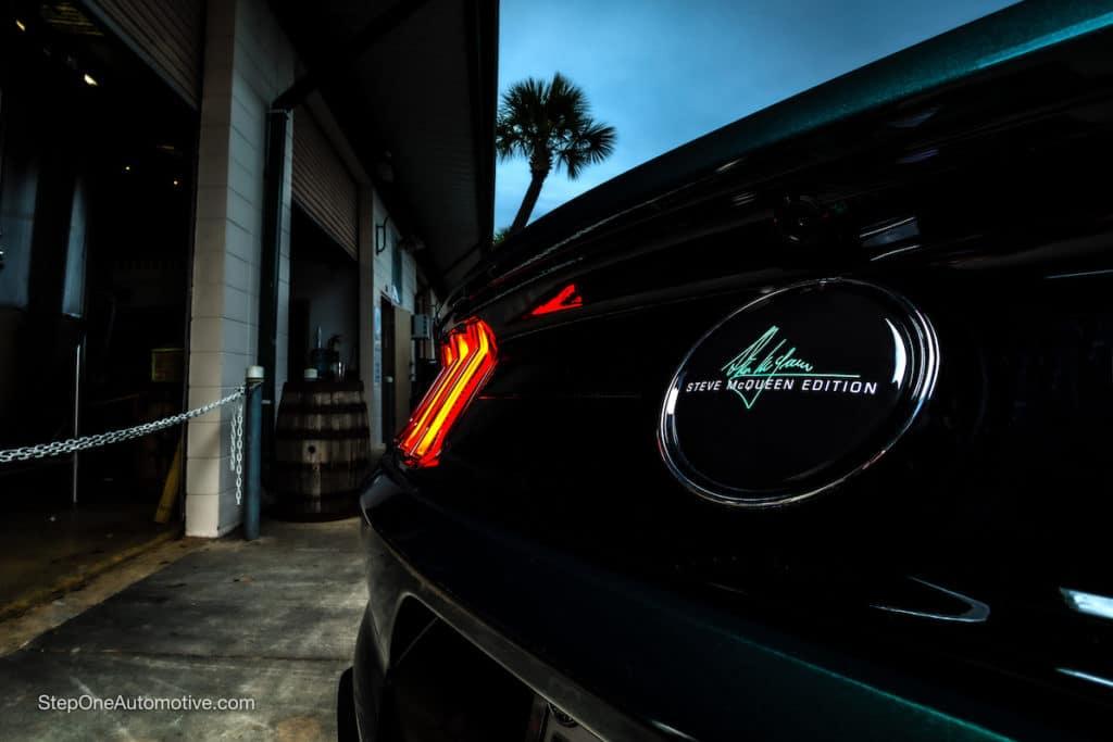 Steve McQueen Edition Mustang