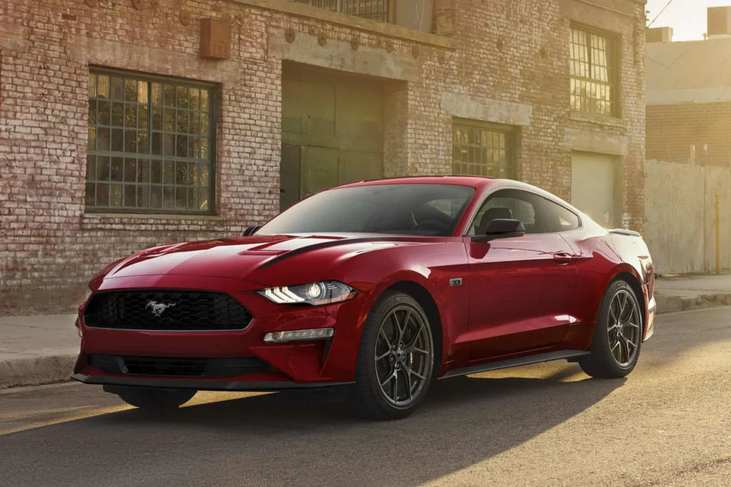 ford mustang shelby exterior