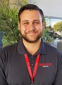 Matt Balderrama