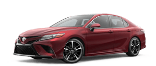Toyota Certified Camry