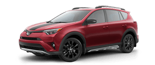 Toyota Certified RAV4