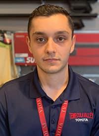 Jared Campobasso