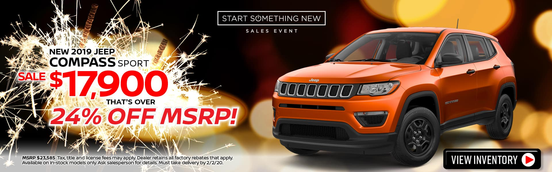 Jeep Compass Special in Middlesboro, KY