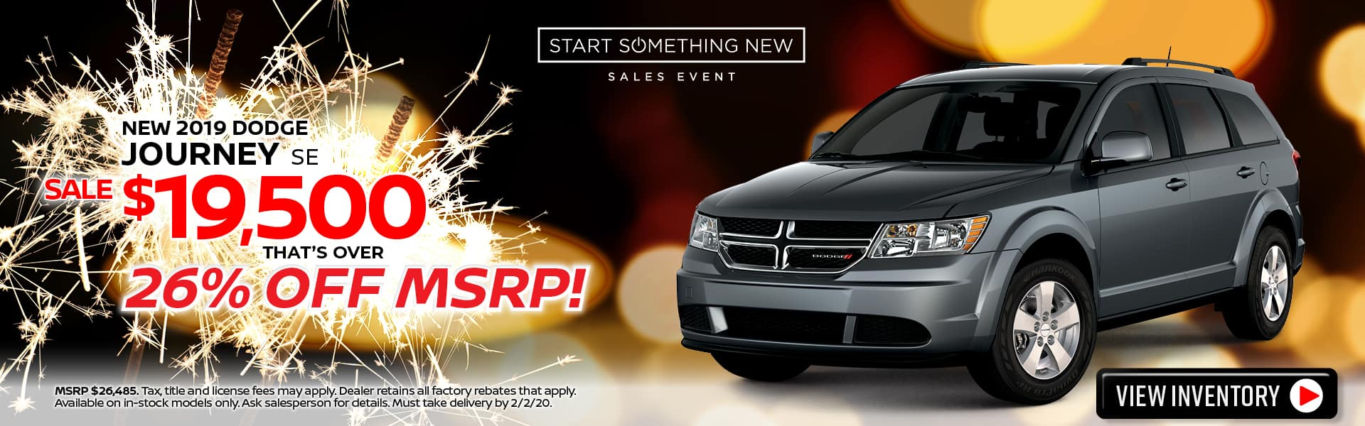 2019 Dodge Journey Special in Middlesboro, TN