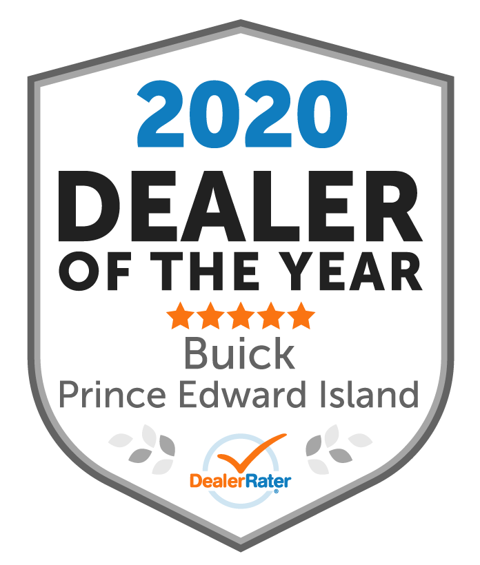 2020 Dealer of the Year Buick