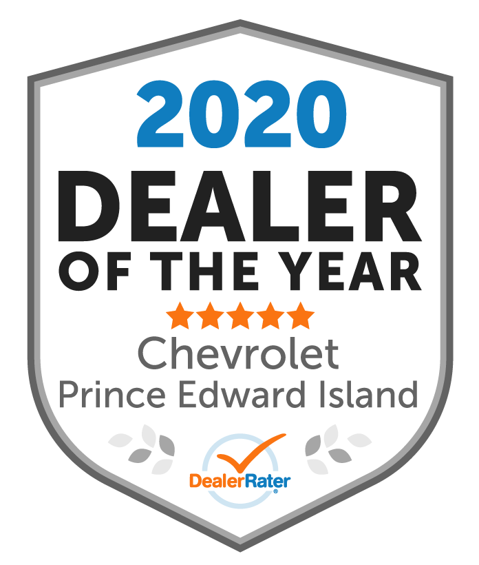 2020 Dealer of the Year Chevy