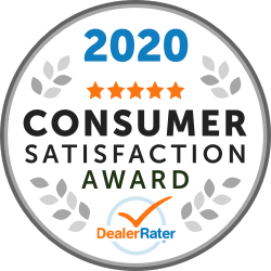 2020 Consumer Satisfaction