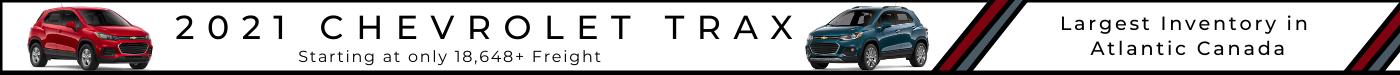 2021 Chevrolet Trax Summerside PEI