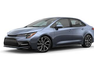 New 2021 Toyota Corolla 0.9% APR for 60 mo.