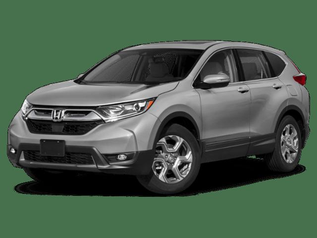 2019 Honda CR-V in silver