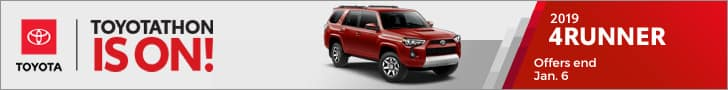 2019 Toyota 4Runner at Toyota South in Richmond, KY