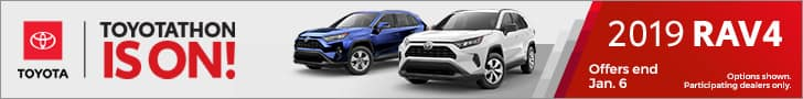 2019 Toyota RAV4 at Toyota South in Richmond, KY
