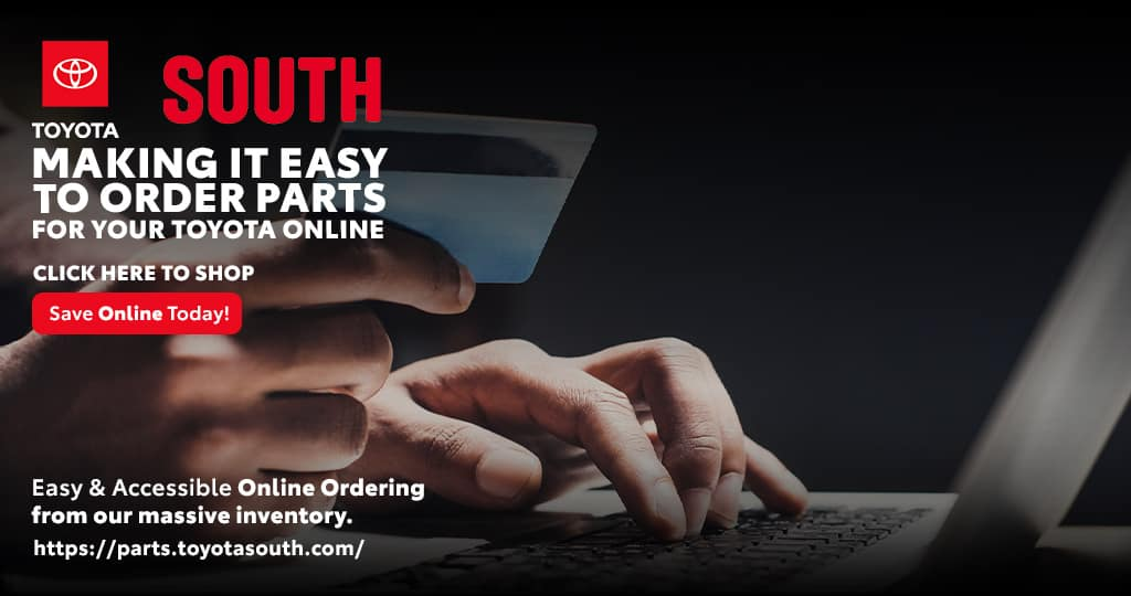 Order Parts Online!