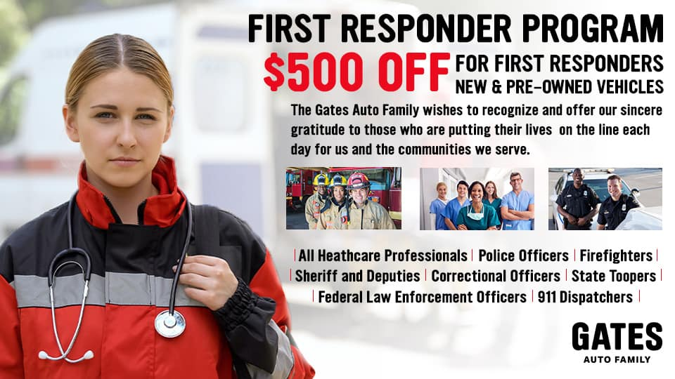 First Responder at Toyota South