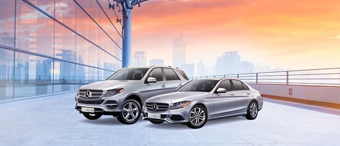 2016-2017 Certified Pre-Owned C300 sedans