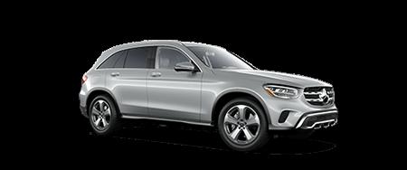 2020 GLC 300 4MATIC SUV - Starting at $48,800*