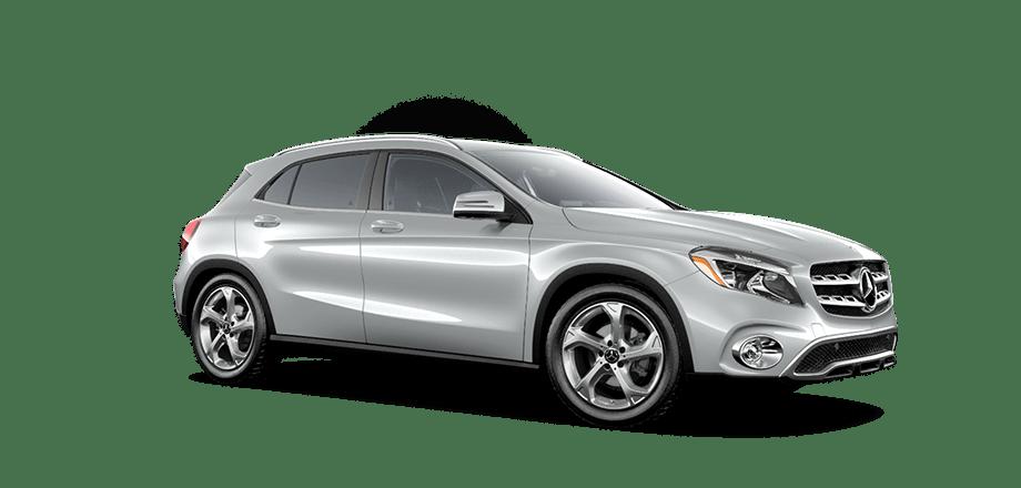 2020 GLA 250 4MATIC SUV Starting at $43,600*