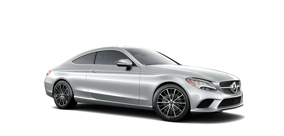 2020 C 300 4MATIC Coupe - Starting at $50,100*