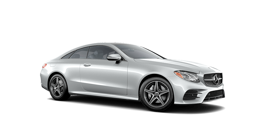 2020 E 450 4MATIC Coupe - Starting at $75,400*