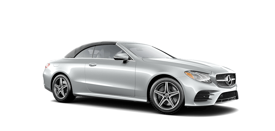 2020 E 450 4MATIC Cabriolet Starting at $83,000*
