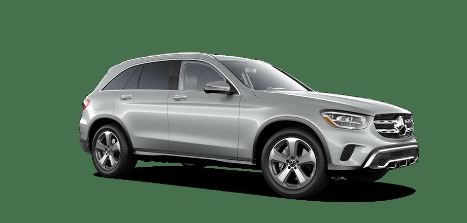 2021 GLC 300 4MATIC SUV - Starting at $49,900