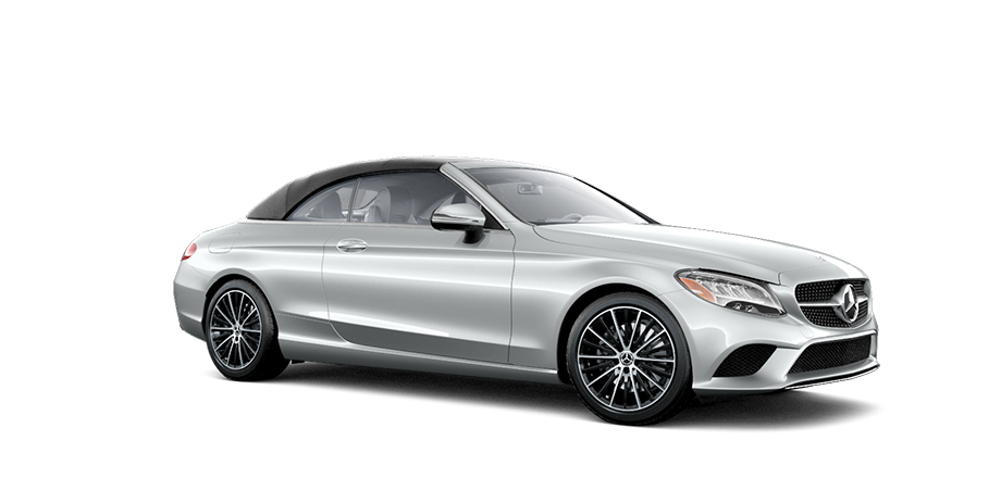 2021 C 300 4MATIC Cabriolet Starting at $59,900