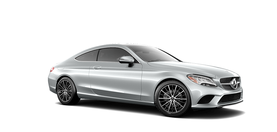 2021 C 300 4MATIC Coupe Starting at $51,900