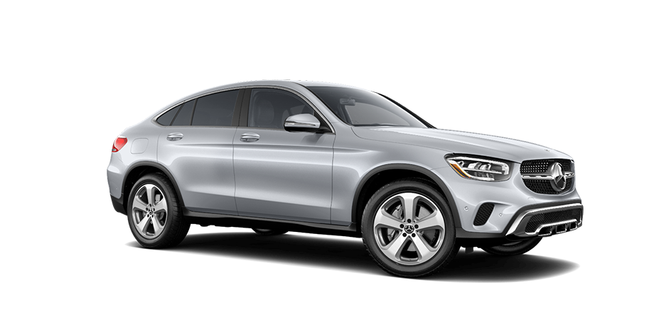 2021 GLC 300 4MATIC Coupe Starting at $53,900