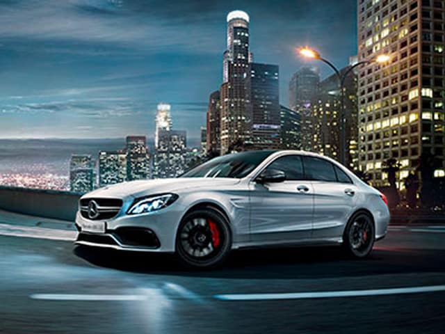 2017-2020 Mercedes-Benz Certified Pre-Owned AMG